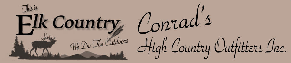 Conrad's High Country Outfitters Inc.